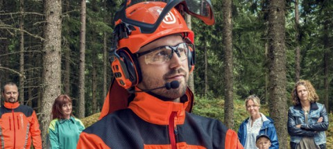 The Best PPE for Chainsaw Use